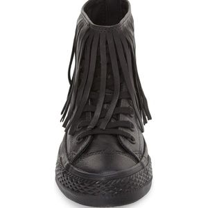 Converse Chuck Taylor All Star Fringe  Sneakers
